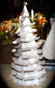 Roller Paper Christmas Tree