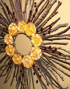 Easy DIY Fall Twig Wreath