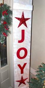 Big Ol' Porch Christmas Sign