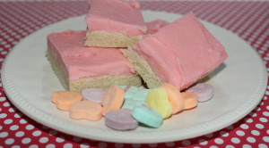 Easy Sugar Cookie Bars