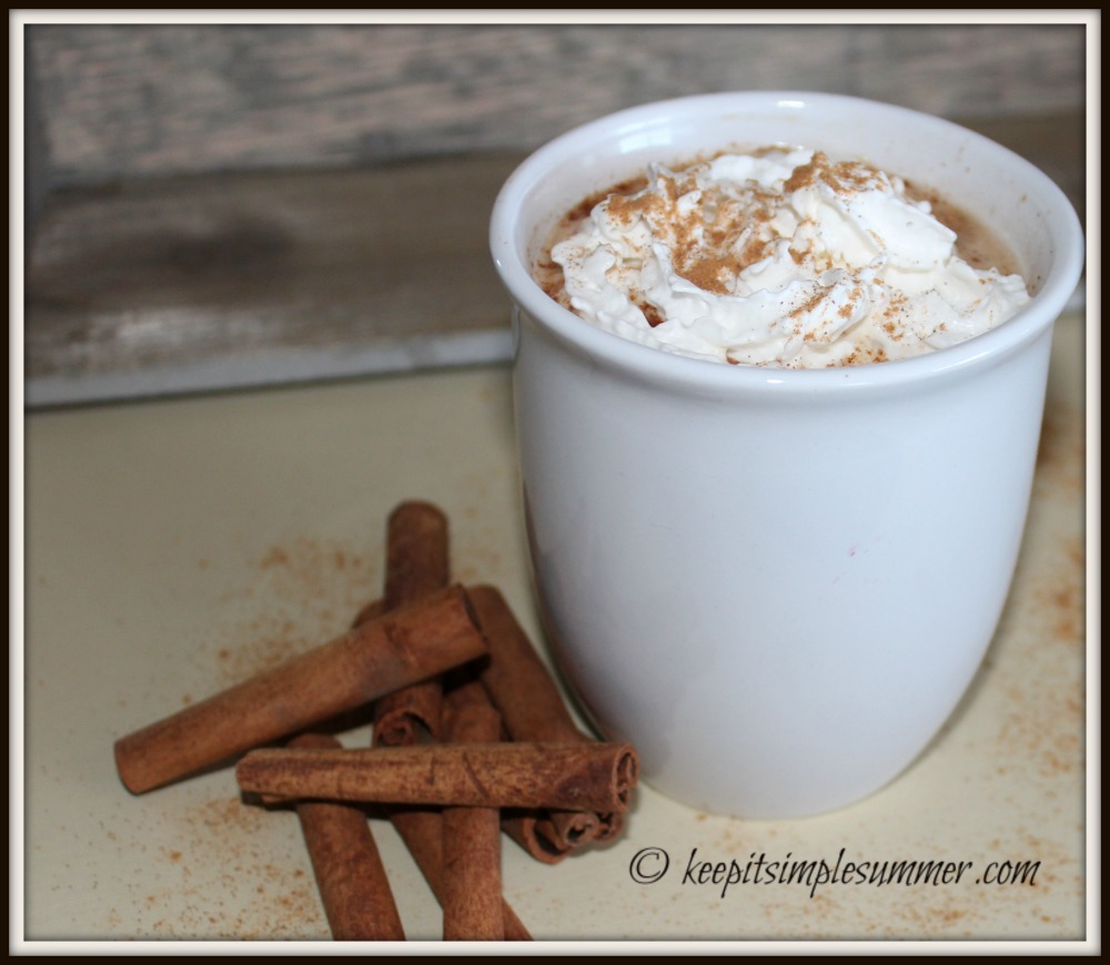 Hot Buttered Rum Drink Recipe | Keep It Simple Summer